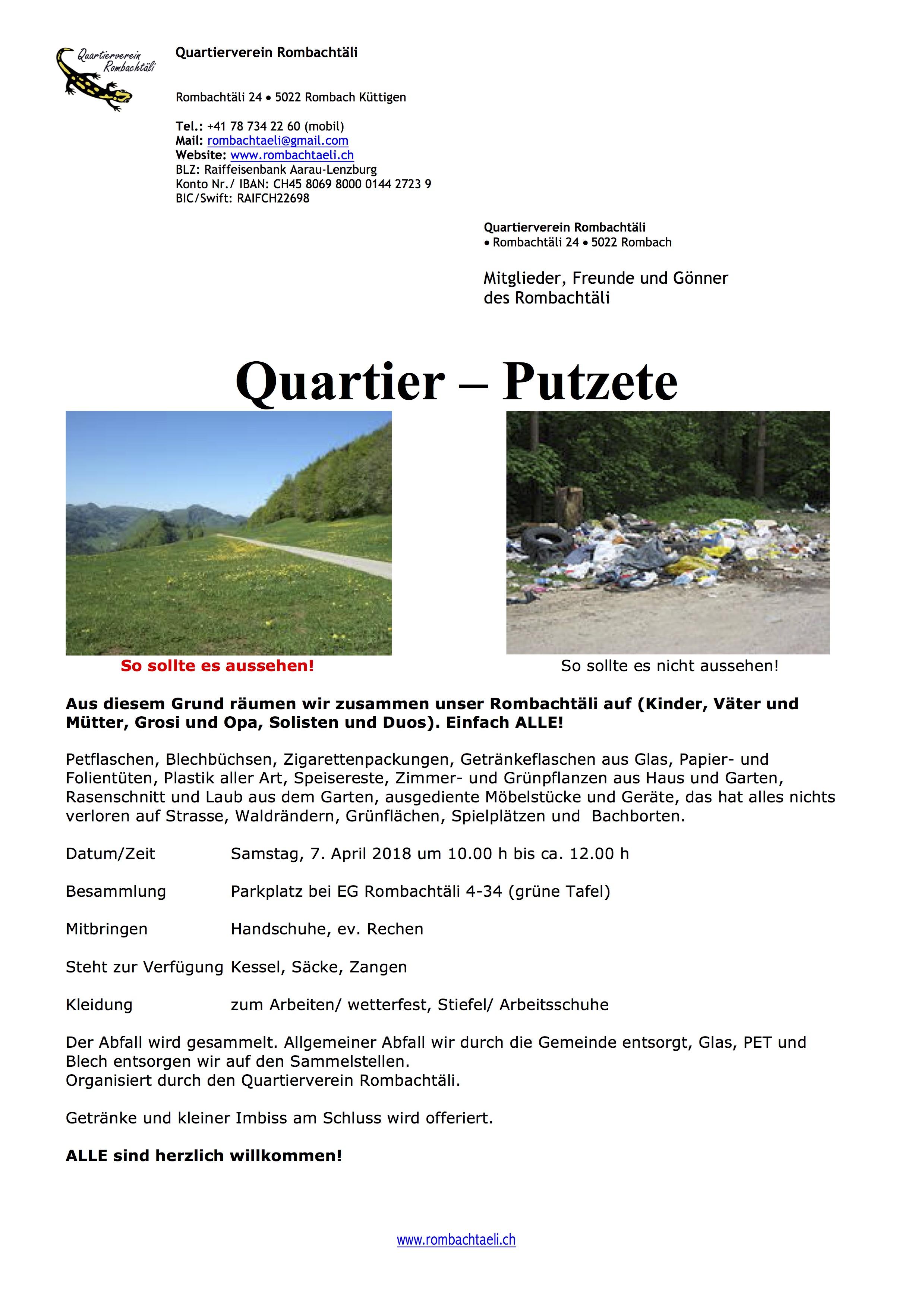 Quartier und Bachputzete_2018_04_07
