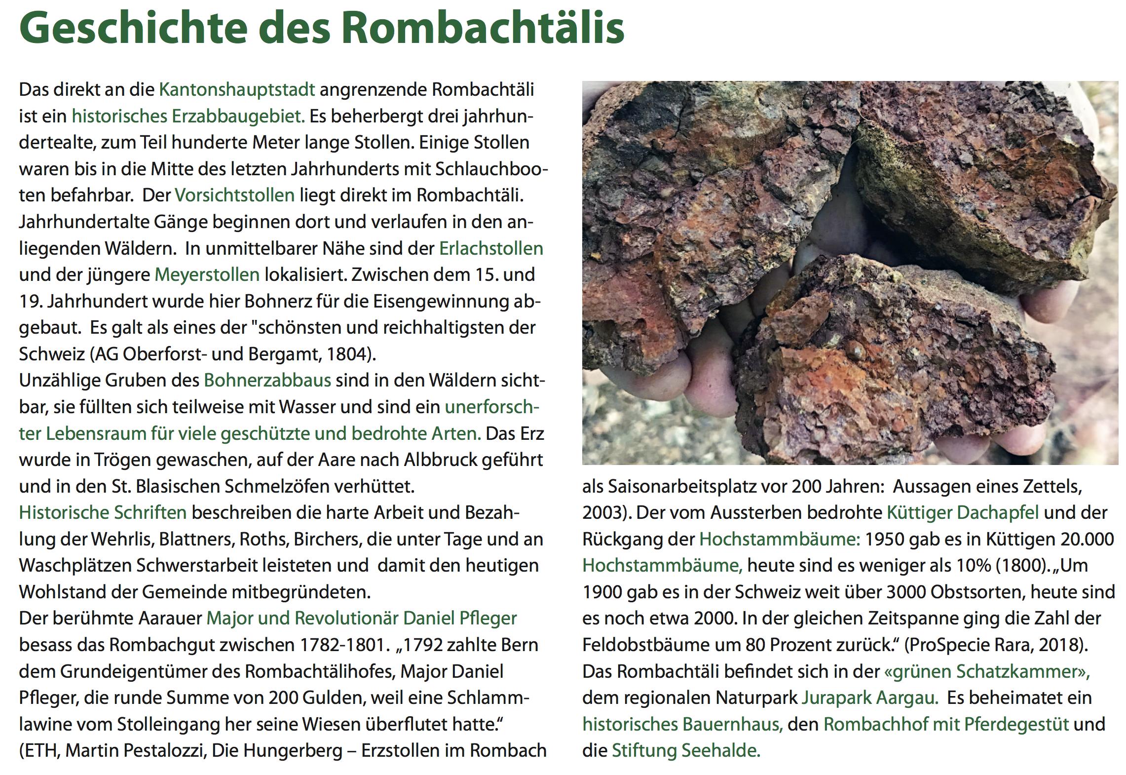 Geschichte des Rombachtälis Aarauer Erzberg.png